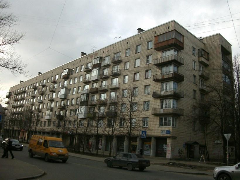 Скобелевский пр. 5