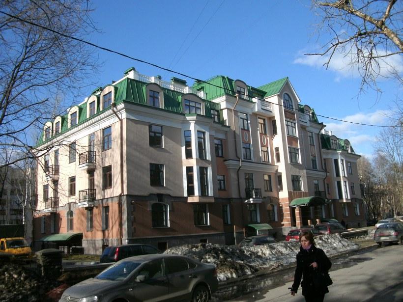 Калязинская ул. 7