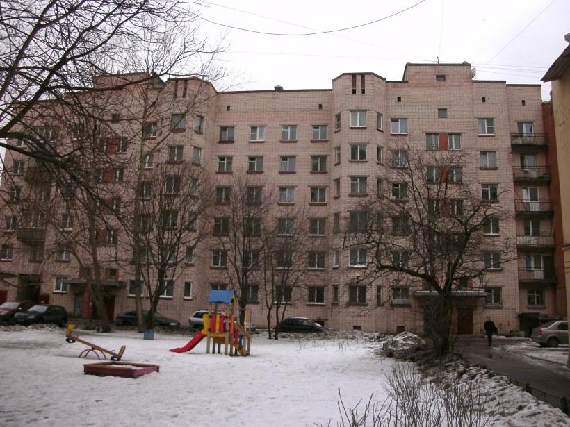 Сердобольская ул. 31