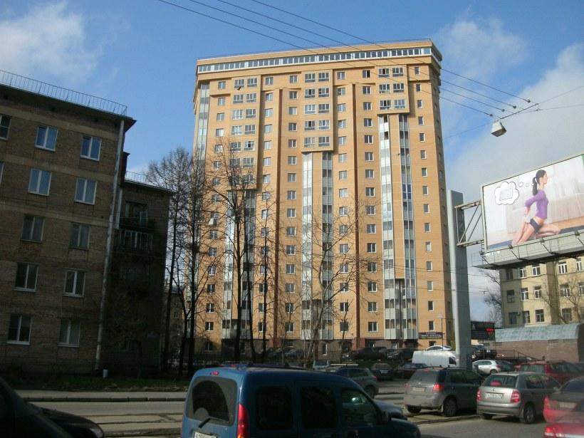 Сердобольская ул. 7к2