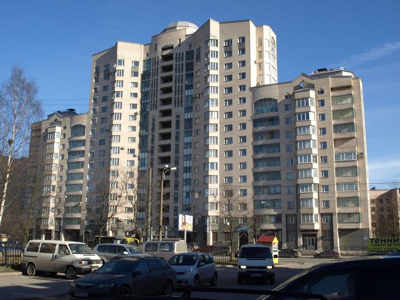 Торжковская ул. 13к1