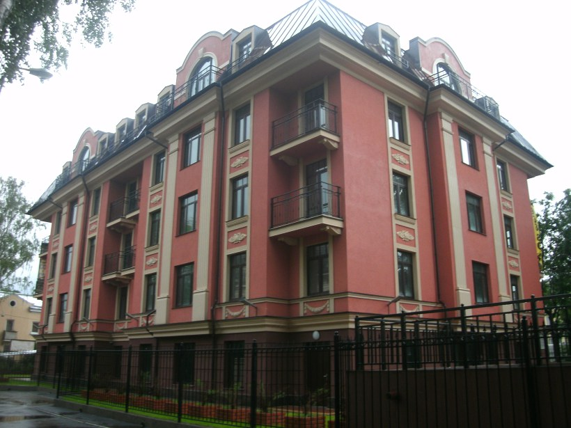 Дибуновская ул. 30