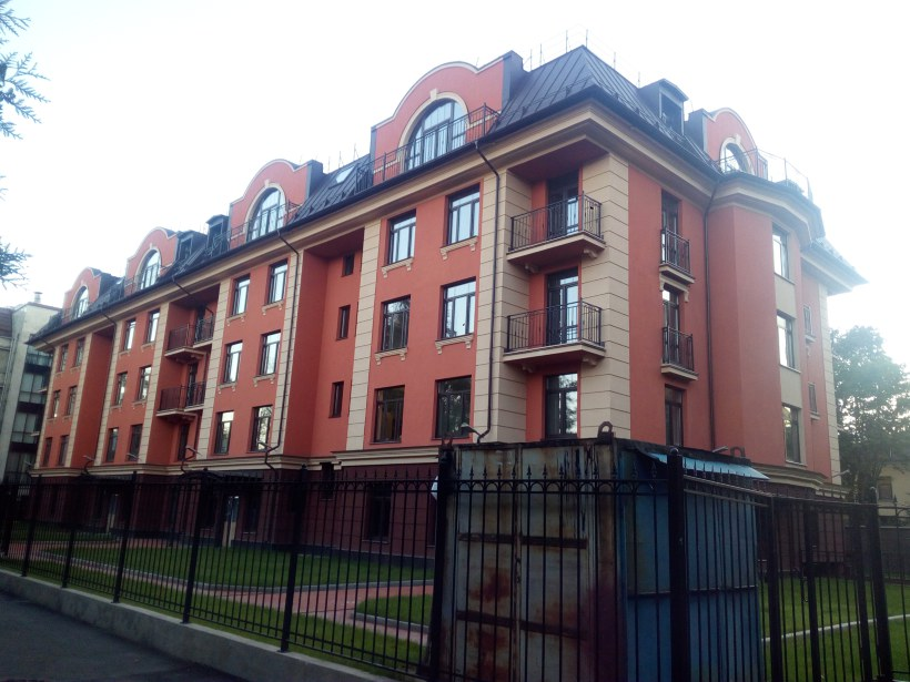 Дибуновская ул. 34