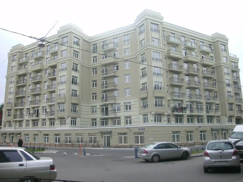 ул. Савушкина 7к 3