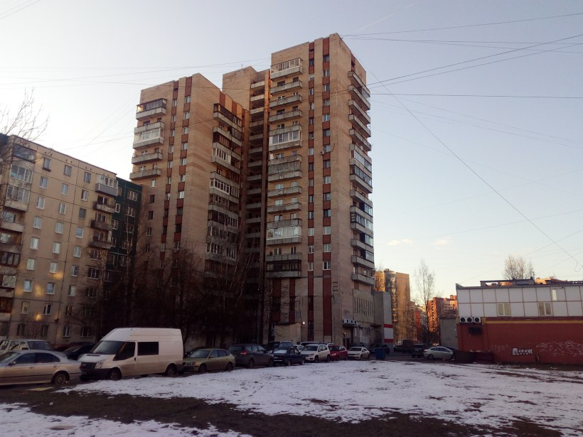 ул. Маршала Захарова 29к2