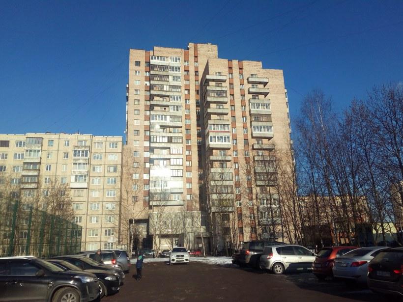 Петергофское шоссе 3к5