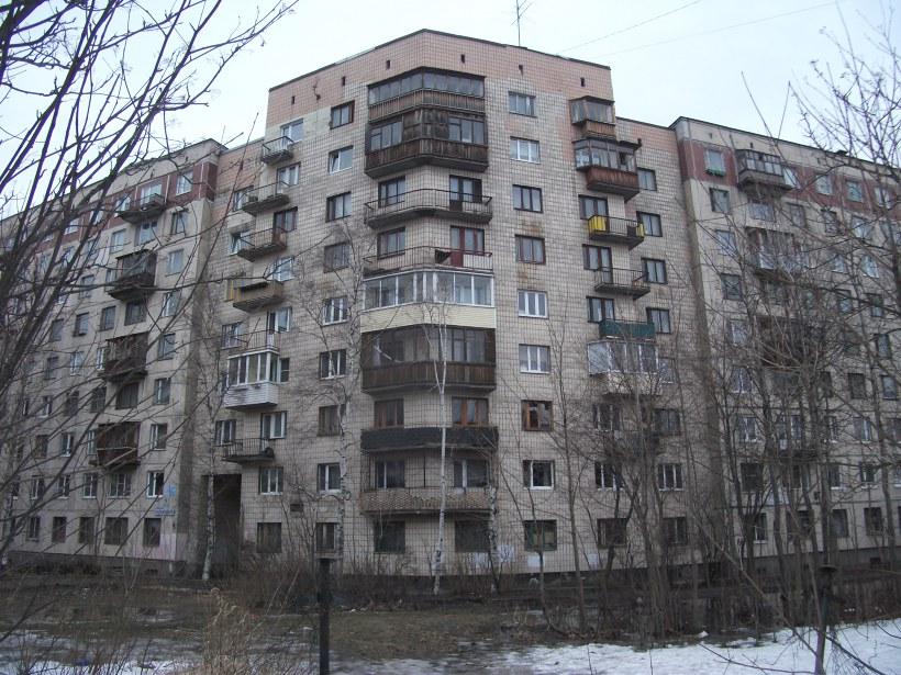 пр. Луначарского 66к3
