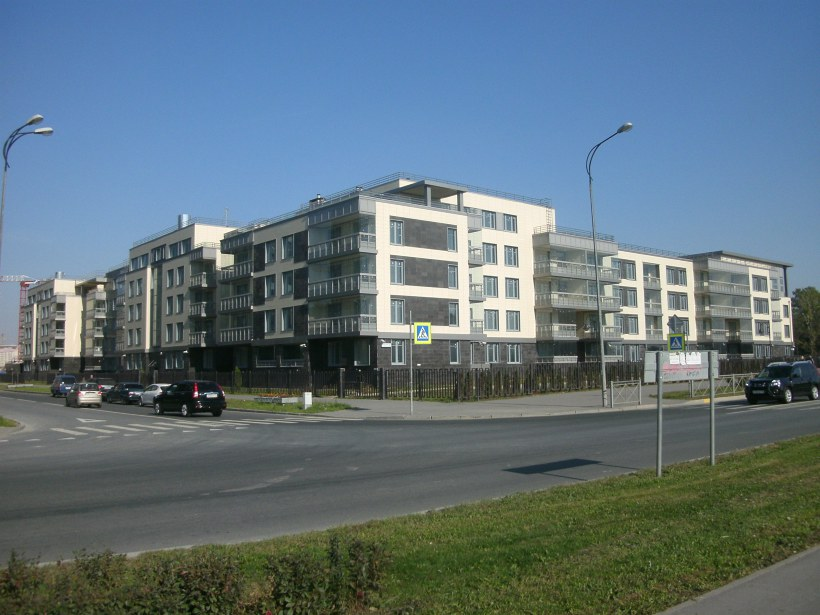 Петергофское шоссе 43к1
