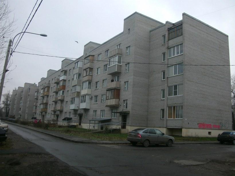 ул. Варвары Петровой 6