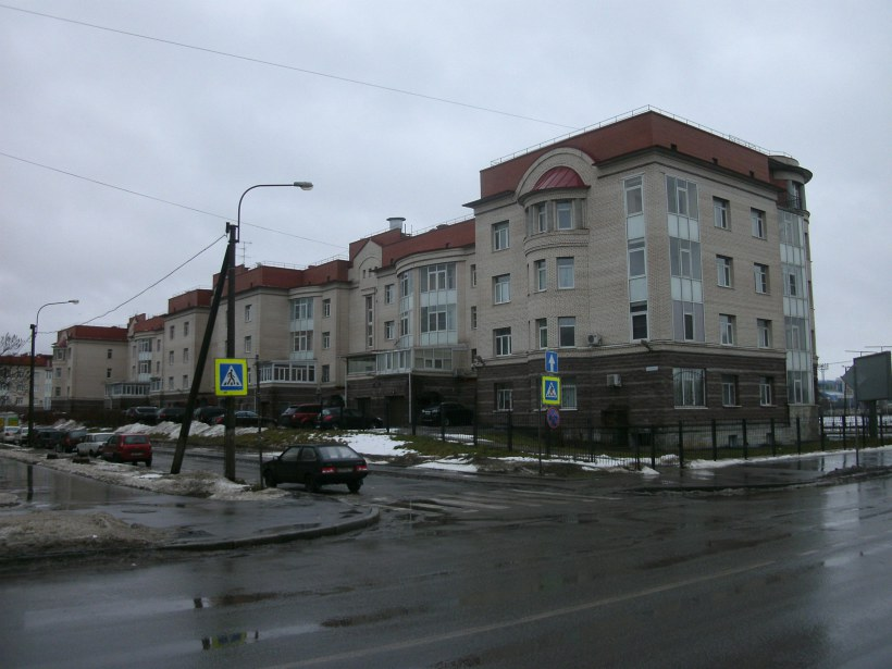 ул. Тазаева 1