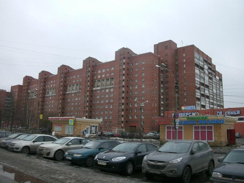 бульвар Трудящихся 35к3