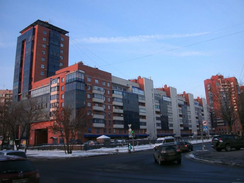 пр. Юрия Гагарина 77