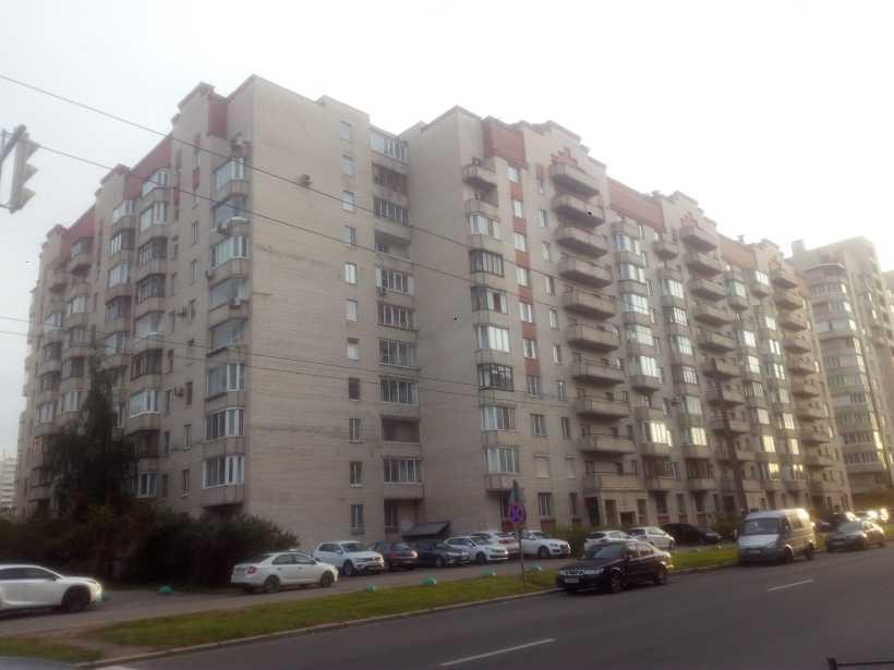 Звездная ул. 11к2