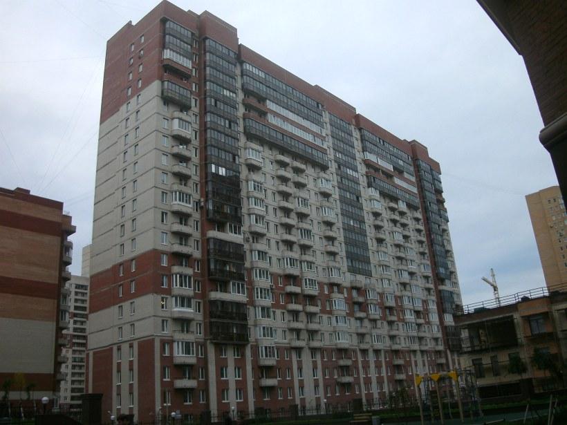 Пулковская ул. 8к2