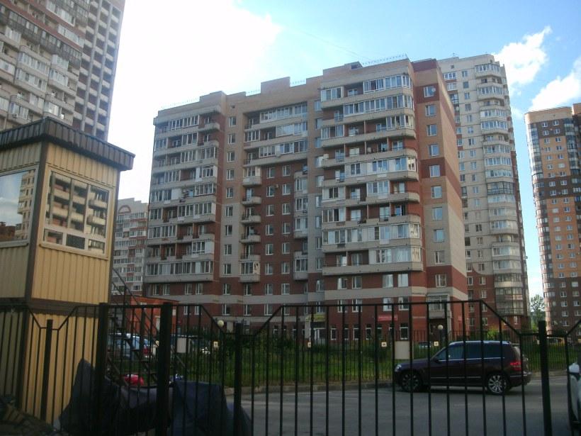 Пулковская ул. 8к3