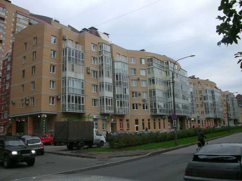 Пулковская ул. 10к1