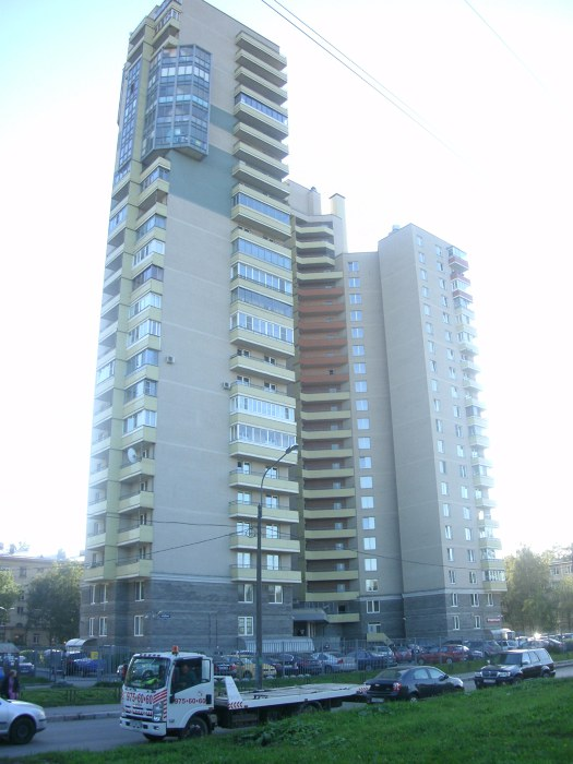 пр. Большевиков 79к4