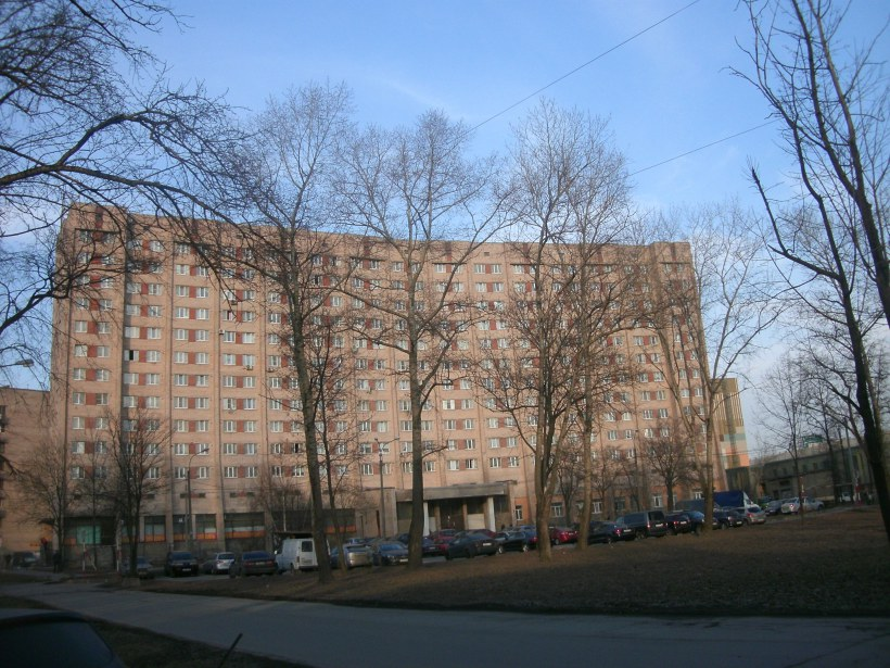 Запорожская ул. 23к2
