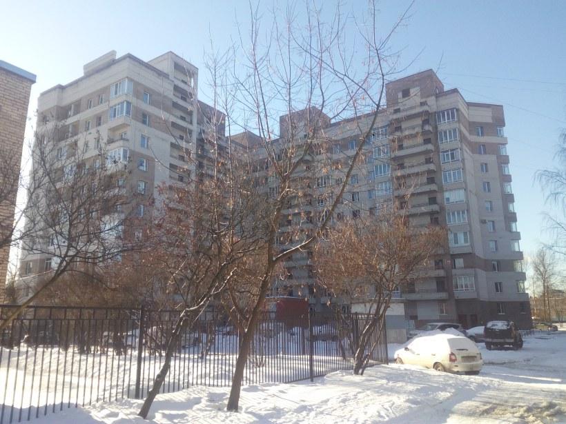 ул. Крыленко 13к4