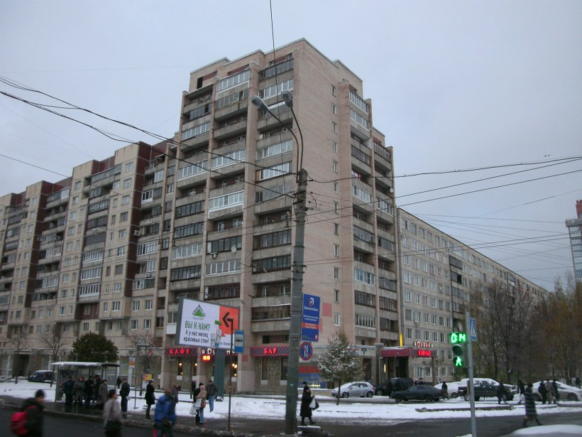 ул. Подвойского 22
