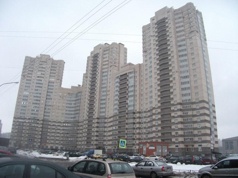 ул. Брянцева 7к1