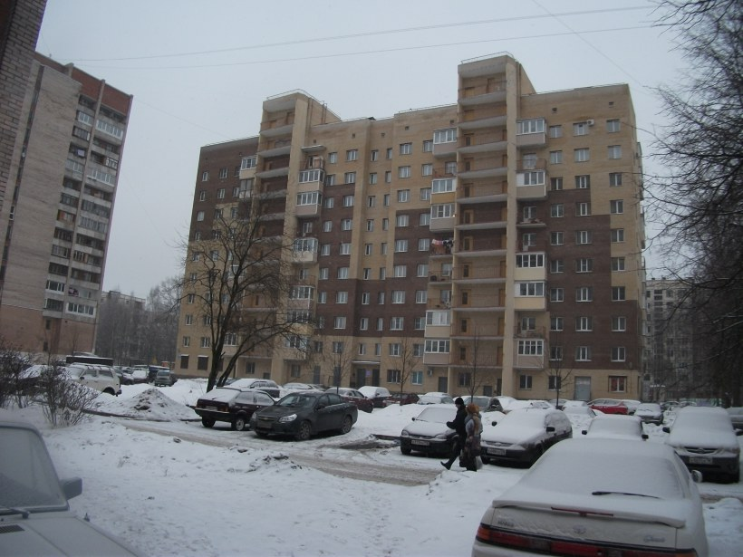 Светлановский пр. 60к3
