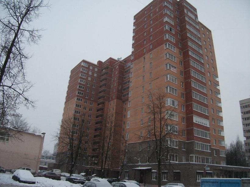 ул. Ушинского 33к3