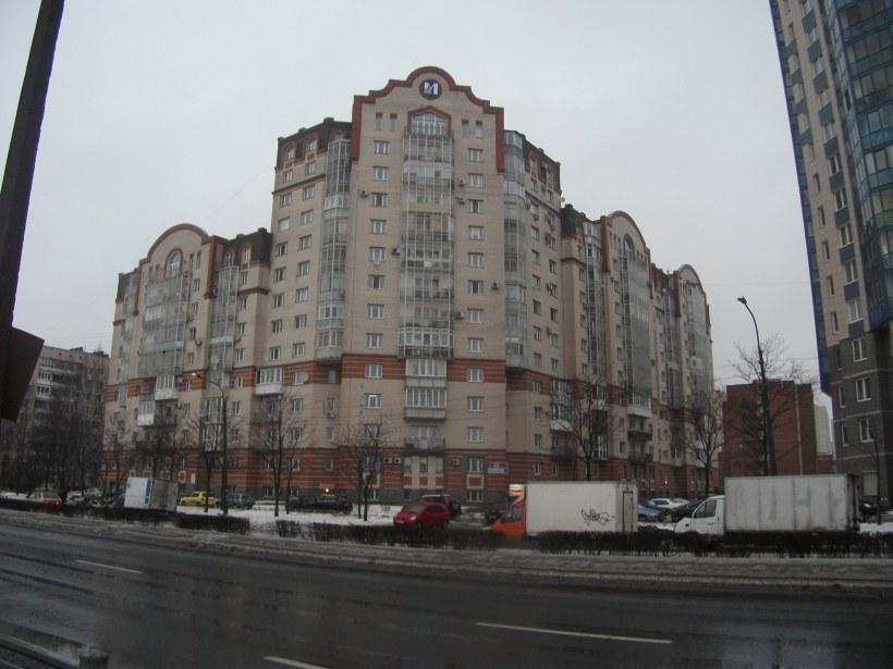 пр. Луначарского 98к1