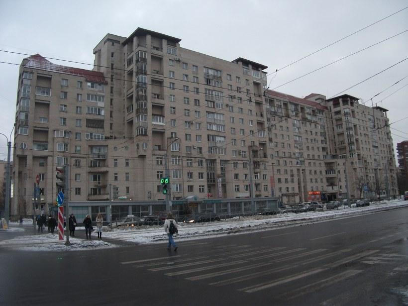 Светлановский пр. 15к1