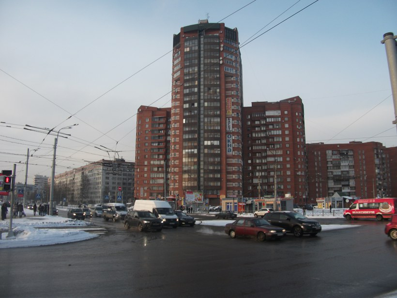 пр. Луначарского 76к2