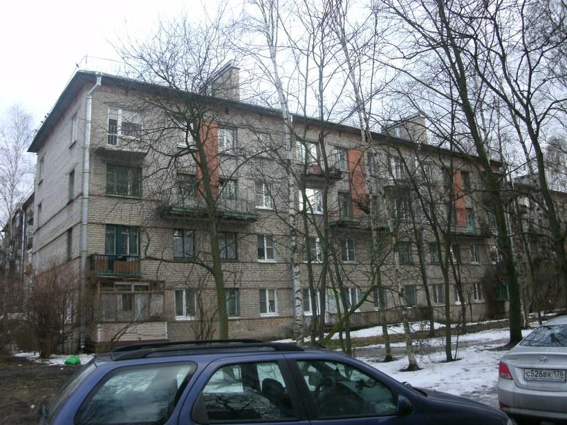 Дачный пр. 25к3