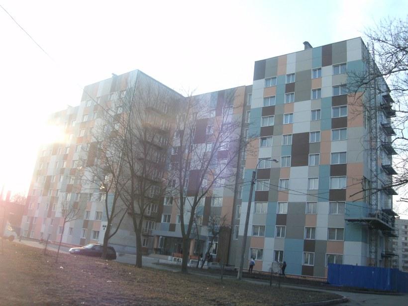 Запорожская ул. 21