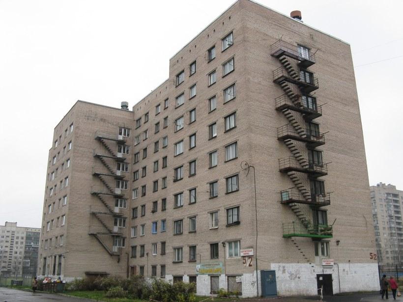 Купчинская ул. 5к2