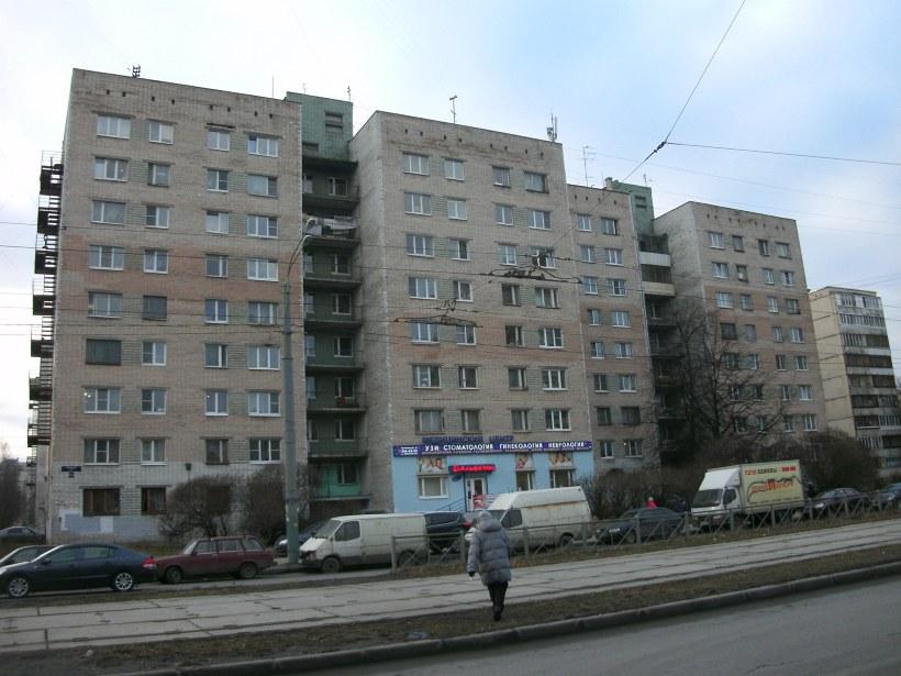 Купчинская ул. 21к1