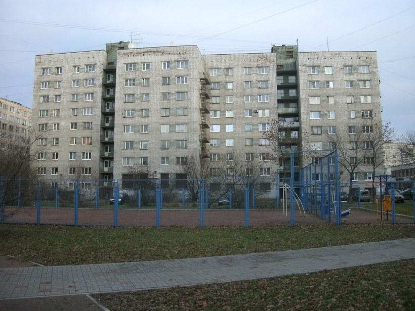 Купчинская ул. 21к2