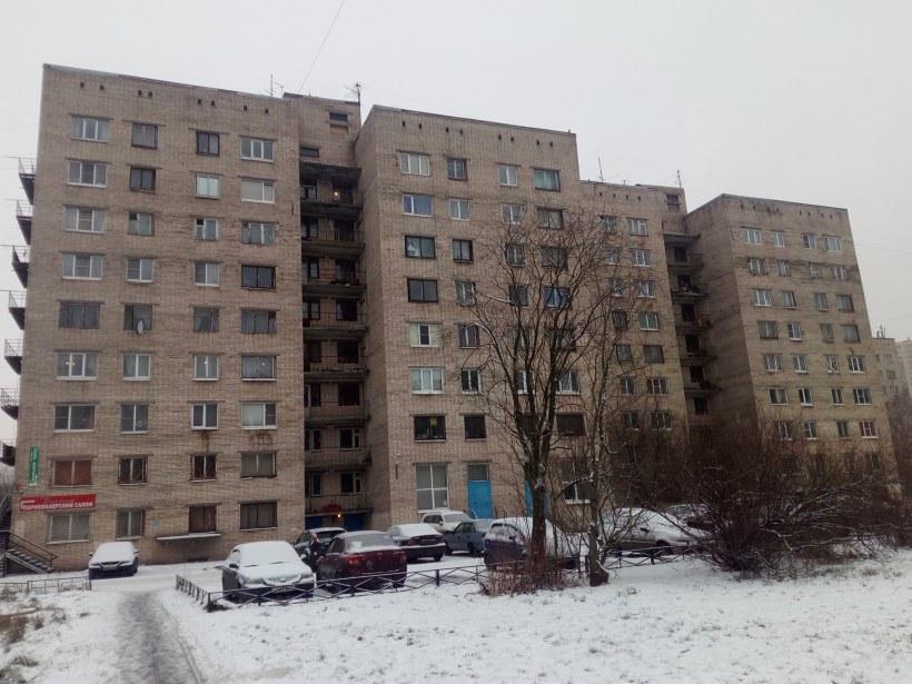 ул. Подвойского 46