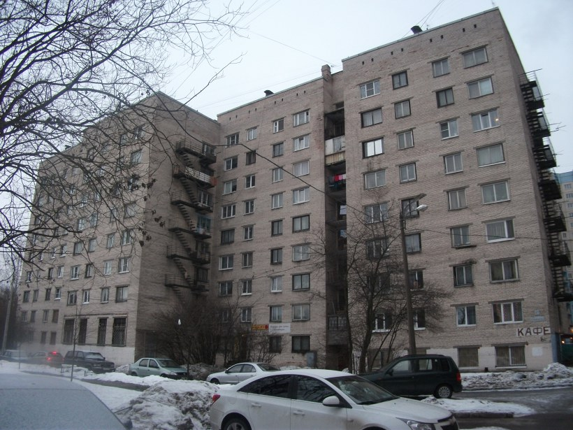 ул. Брянцева 15к1
