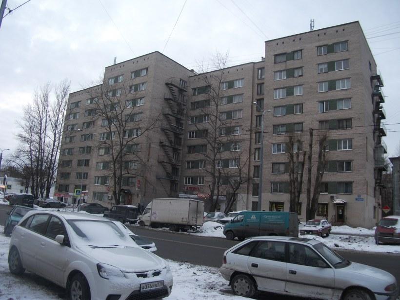 ул. Демьяна Бедного 28к1