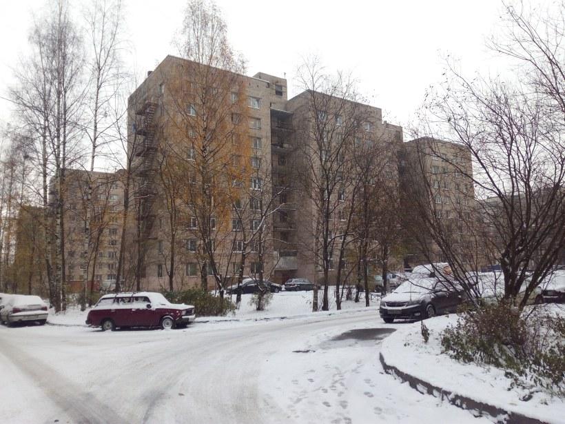 Искровский пр. 6к3