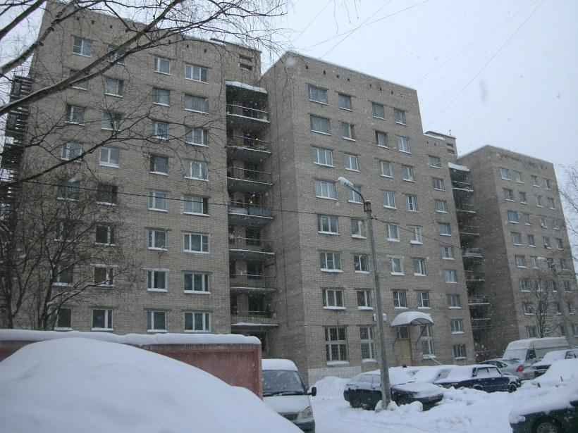 Искровский пр. 6к4