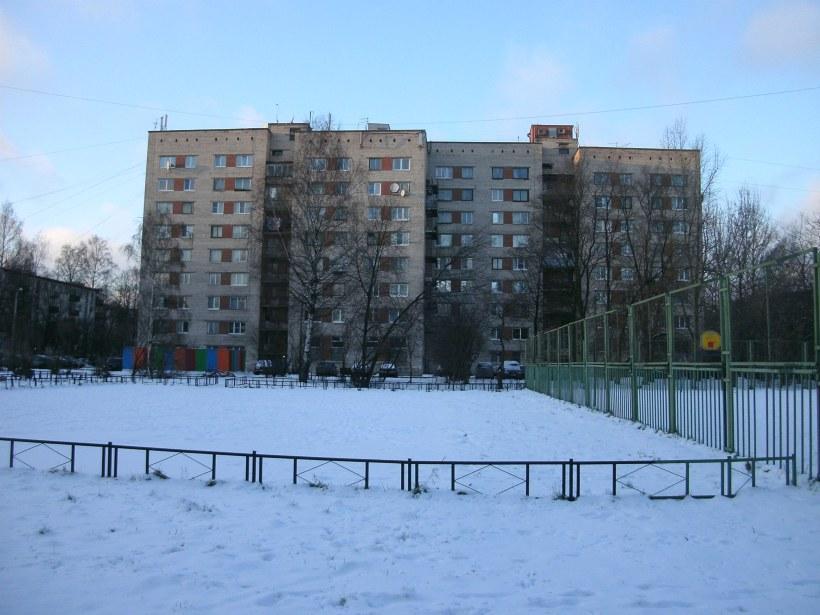 ул. Карпинского 27к2