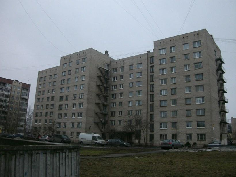 ул. Веры Слуцкой 54