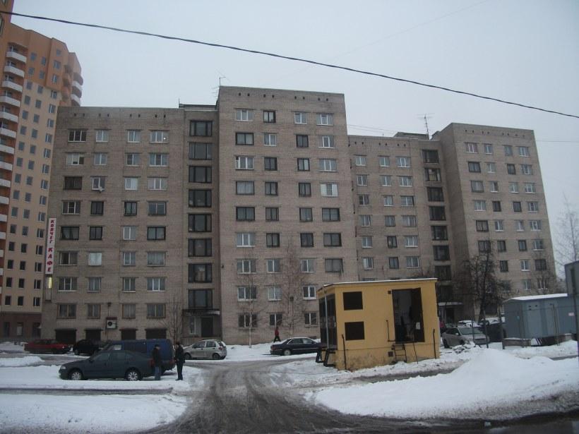 ул. Димитрова 3к2