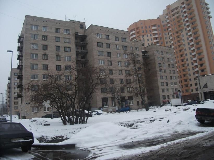 ул. Димитрова 3к4