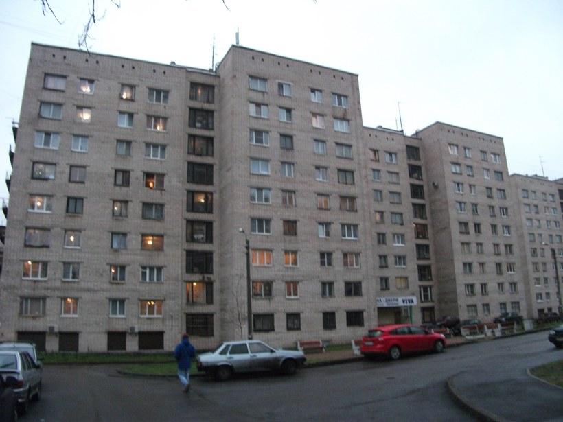 ул. Ушинского 3к2