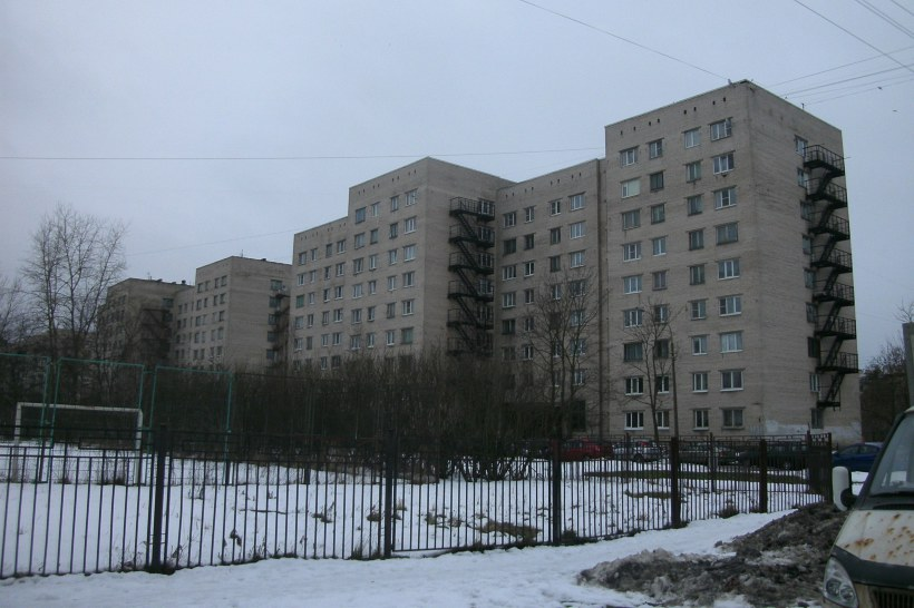 ул. Пионерстроя 14к3