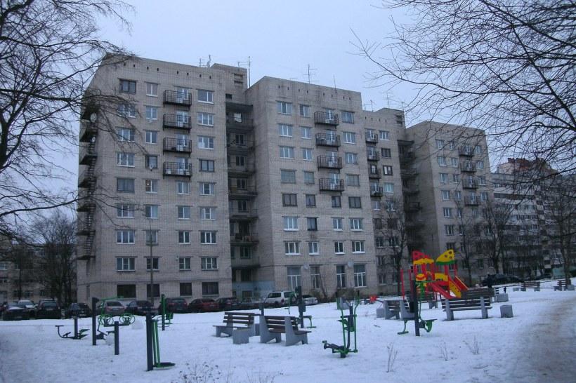 ул. Пионерстроя 14к1