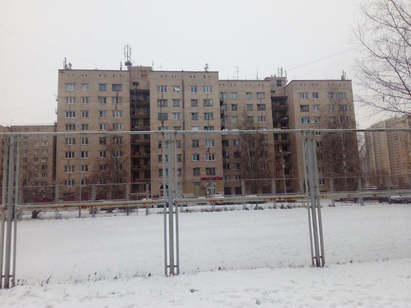ул. Подвойского 48к1
