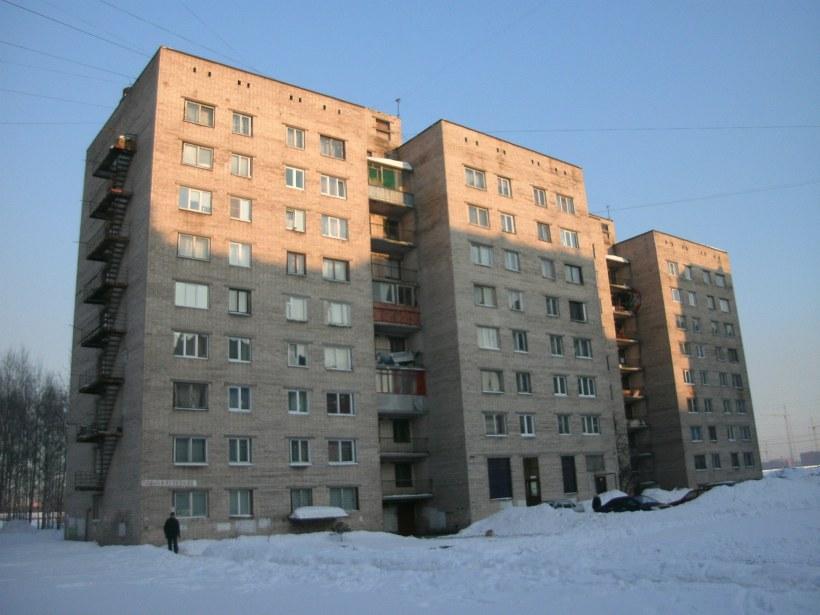 ул. Подвойского 50к1