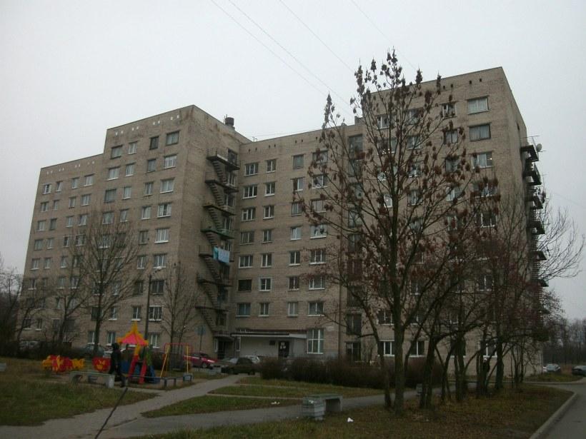 Садовая ул. 21к3
